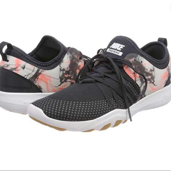 52145445ce495 Nike Shoes   Free Tr 7 Anthracitewhitelava Glow   Poshmark